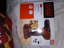 Black & Decker drill, charger, & battery in Fort Polk, Louisiana