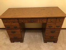 Desk with file drawer in Joliet, Illinois