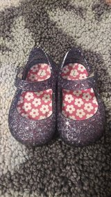 Sz 2 baby jelly shoes in 29 Palms, California
