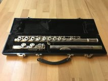 Gemeinhardt flute with case in Ramstein, Germany