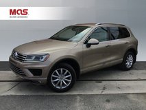 2016 VW Touareg SE AWD in Ramstein, Germany