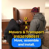 KMC LOCAL MOVING & TRANSPORT, PICK UP AND DELIVERY, FMO PICK UP/ RETURN in Ramstein, Germany