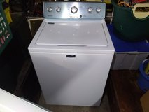 Maytag electric washer in Yorkville, Illinois