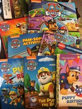 Paw patrol books in Fort Campbell, Kentucky