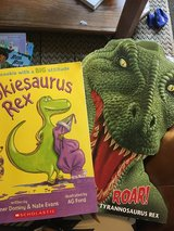 Dinosaur books in Fort Campbell, Kentucky