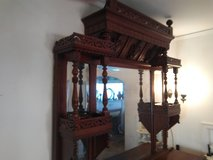 Mantle from Historic Wilmington home in Wilmington, North Carolina