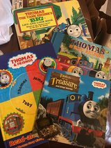 Thomas the train books in Fort Campbell, Kentucky
