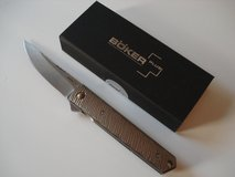 Boker Kwaiken Phantom Steelworks Edition Folding Knife in Ramstein, Germany