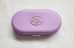 Vintage 1992 Polly Pocket Stampin' School Playset in Alamogordo, New Mexico
