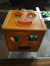 Playskool shape box in Fort Campbell, Kentucky