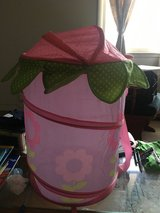 Girl laundry basket in Fort Campbell, Kentucky