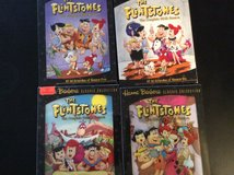 Flintstones DVDS in Warner Robins, Georgia