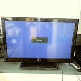 "32"" Seiki tv with stand in Fort Polk, Louisiana"