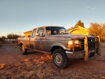 1993 F-250 Super Cab, 5-speed manual overdrive in Alamogordo, New Mexico