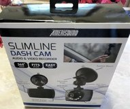 (BNIB) Slimline Dash Cam Audio & Video Recorder in Houston, Texas