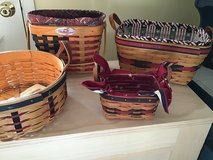 Longaberger Stars and Stripes baskets in Quantico, Virginia