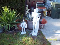METAL STATUES in Hinesville, Georgia
