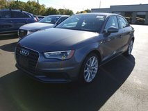 Coming Soon 2016 Audi A3 Premium Quattro S tronic US spec in Spangdahlem, Germany