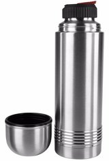 Emsa Thermoflask 1 liter stainless steel in Ramstein, Germany