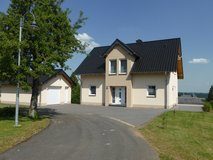 Steinborn,  modern free standing (219 sqm) house with garage in Spangdahlem, Germany