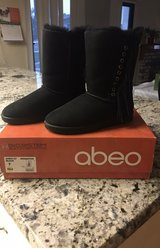 New black Boots Size 7 in Travis AFB, California