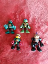 Imaginext TMNT Set in Camp Lejeune, North Carolina