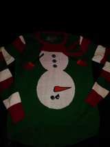 Christmas sweater in The Woodlands, Texas