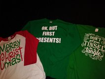 Christmas shirts in Kingwood, Texas