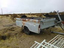 truck bed trailer in 29 Palms, California