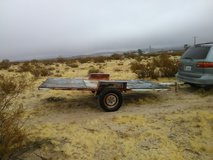 6x12 steel trailer in Yucca Valley, California