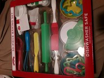 30 piece baking set brand new in Naperville, Illinois