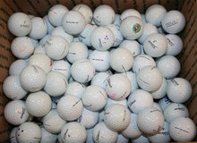 100 used Titleist golf balls some ProV1s included. in Westmont, Illinois
