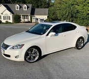 2010 Lexus IS250 in Norfolk, Virginia