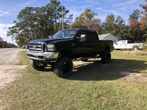 2001 FORD F-250 CREW CAB, 4X4, LIFTED, LARIAT, 7.3 DIESEL in bookoo, US