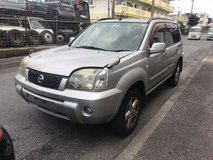 NISSAN X-TRAIL for parts in Okinawa, Japan