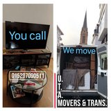 MOVING AND TRANSPORT, PICK UP AND DELIVERY,  FURNITURE ASSEMBLE AND INSTALLATION in Wiesbaden, GE