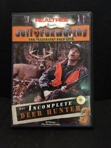 Jeff Foxworthy the incomplete Deer Hunter 3 in Cherry Point, North Carolina