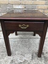 Thomasville Chippendale end table in Kingwood, Texas