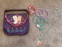 NEW! Disney Frozen Purse with Accessories in Fort Campbell, Kentucky