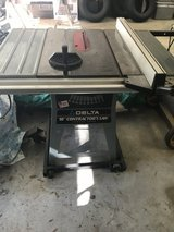Table Saw in Beaufort, South Carolina
