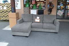 Sectional with reversible chaise in Tacoma, Washington