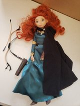 Disney Princess Brave doll in Fort Campbell, Kentucky