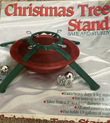 Christmas Tree Stand in Yorkville, Illinois