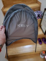 Kelty sun cover for backpack in Okinawa, Japan
