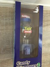Toy story candy dispenser in Okinawa, Japan