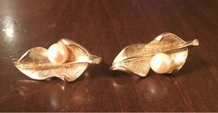 Clip On Capri Earrings in Naperville, Illinois