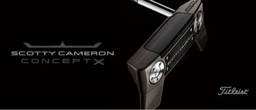 Scotty Cameron Concept X 34inch in Okinawa, Japan