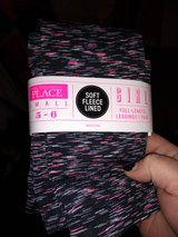 New leggings girls 5/6 in Fort Campbell, Kentucky