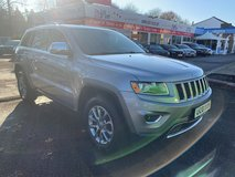 2015 Jeep Grand Cherokee Limited 4×4 in Spangdahlem, Germany
