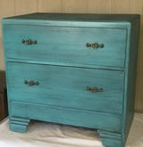 Awesome Turquoise dresser chest in Alamogordo, New Mexico